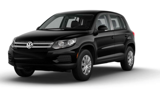 2017 Tiguan Limited Edition