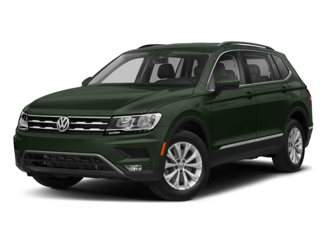 2018 VW Tiguan Limited