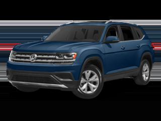 New 2018 Volkswagen Atlas S 4Motion AWD