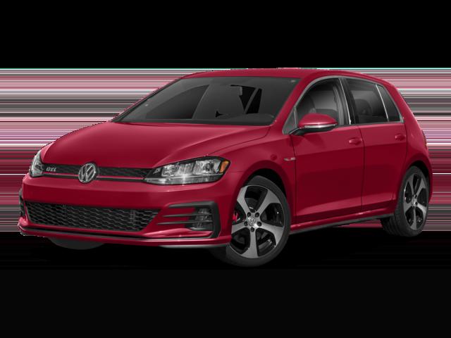 New 2018 Volkswagen Golf GTI S