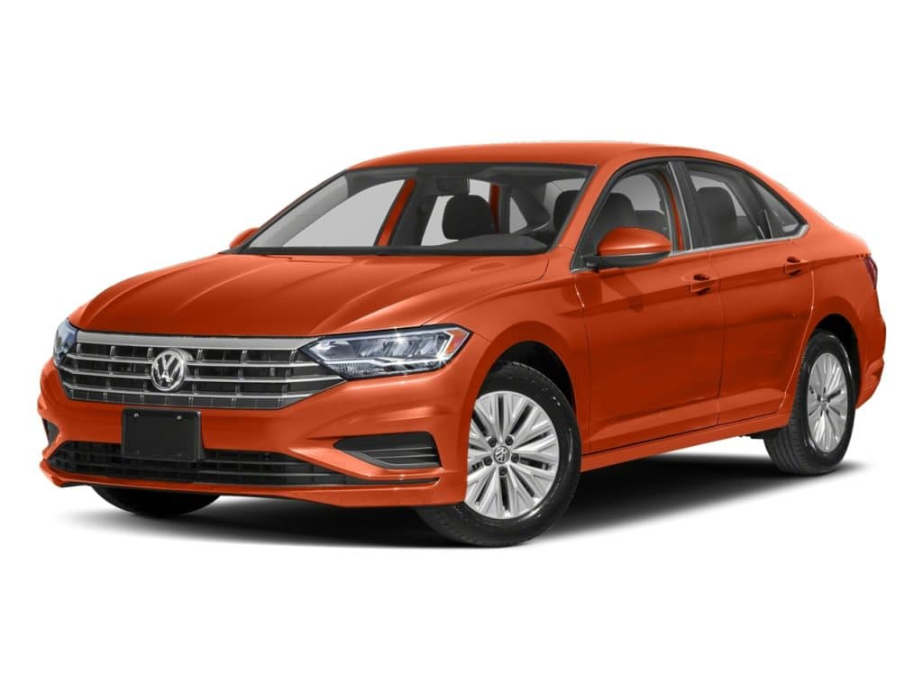 2019 Volkswagen Jetta S with Manual Transmission