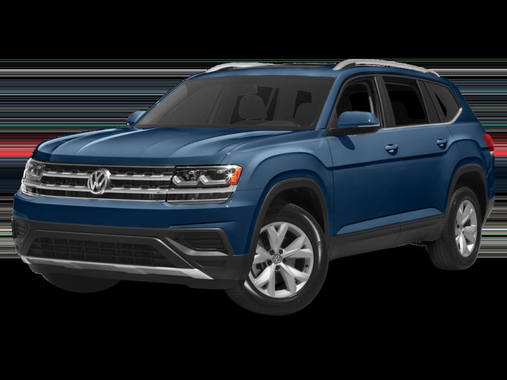 2019 Volkswagen Atlas V6 S with 4Motion