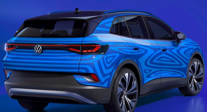 Volkswagen I.D.4 Concept