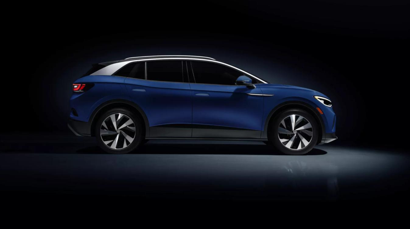 2021 Volkswagen ID4