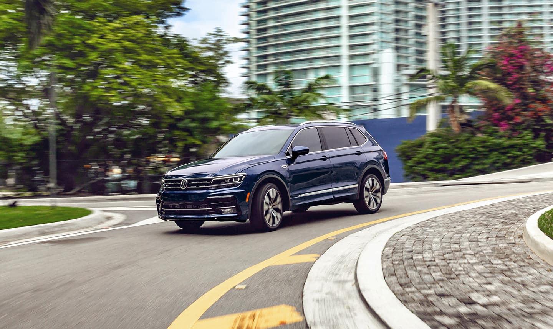 2021 Volkswagen Tiguan Trim Comparison | Auburn VW