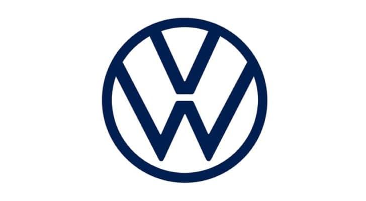The Volkswagen logo is shown.