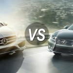 Mercedes-Benz vs. Lexus