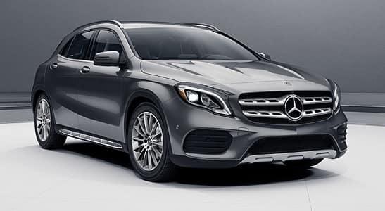 New 2018 Mercedes-Benz GLA 250 4MATIC® SUV