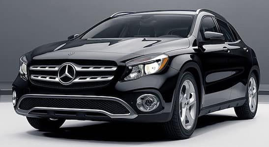New 2019 Mercedes-Benz GLA 250 4MATIC® SUV