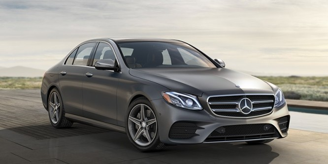 New 2020 Mercedes-Benz E 350 4MATIC® Sedan