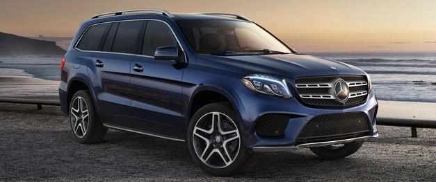 New 2017 Mercedes-Benz GLS 450 4MATIC®