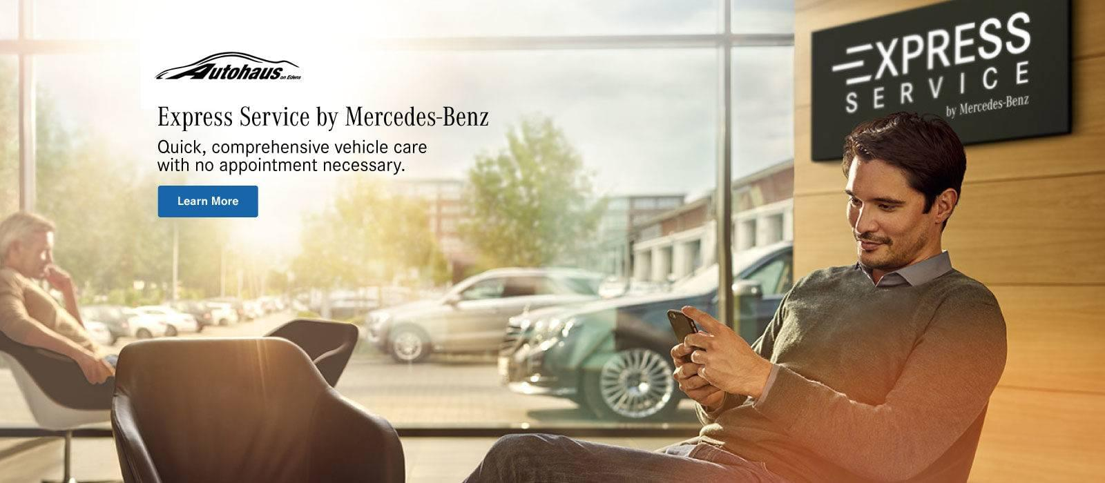 Mercedes Benz Dealer In Northbrook Il Autohaus On Edens