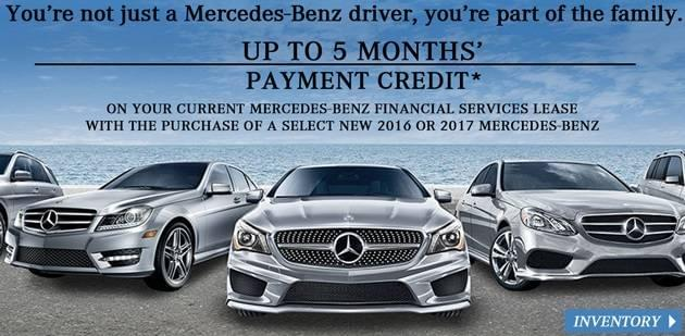 Up to 5 Months' Payment Credit*