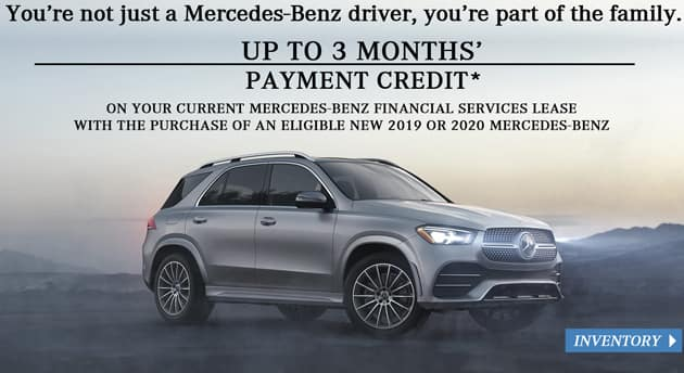 Up to 3 Months' Payment Credit*