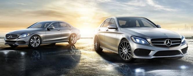 New 2016 Mercedes-Benz C 300 4MATIC® Sport Sedan