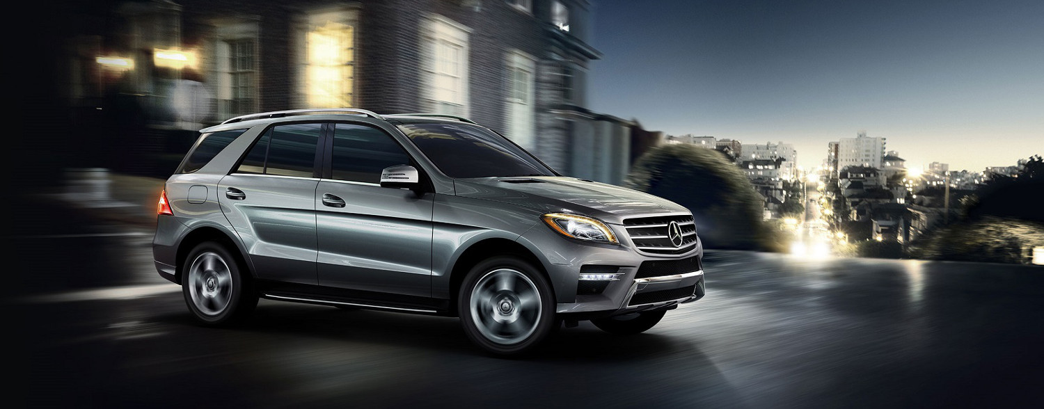 2015 Mercedes-Benz M-Class in Northbrook, IL