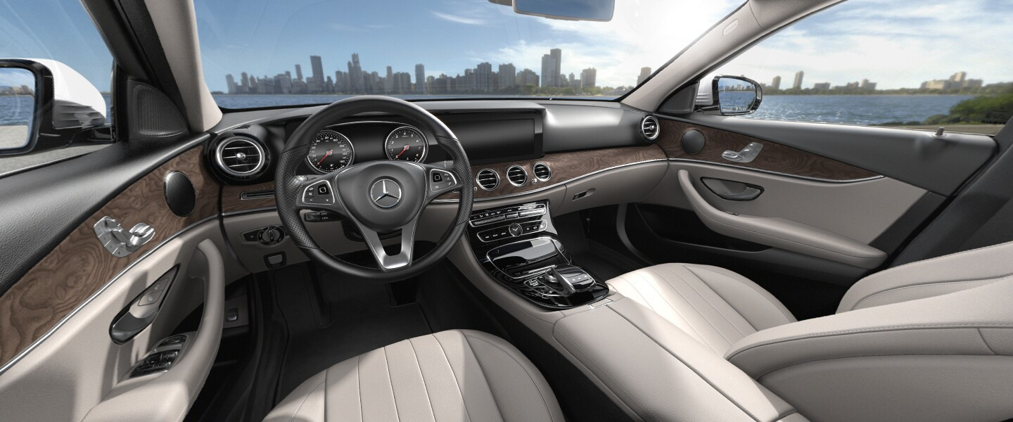 2017-mercedes-benz-e300-interior-northbrook-il-1