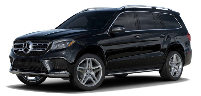 2017 Mercedes-Benz GLS550 Review Northbrook, IL