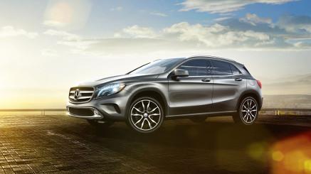 New 2017 Mercedes-Benz GLA 250 4MATIC® SUV