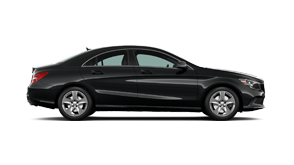 2017 Mercedes CLA 250 4matic coupe