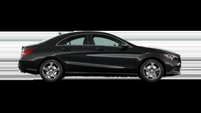 2017 Mercedes CLA 250