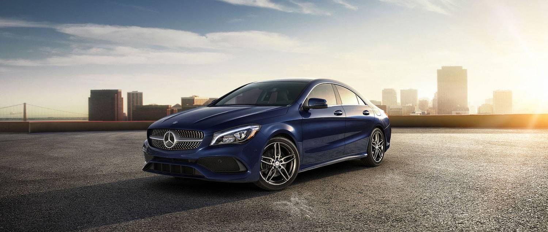 2017 Mercedes CLA-min