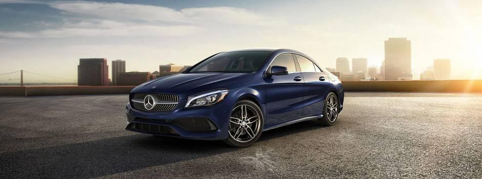 Best entry level luxury cars suvs in northbrook il for Mercedes benz northbrook