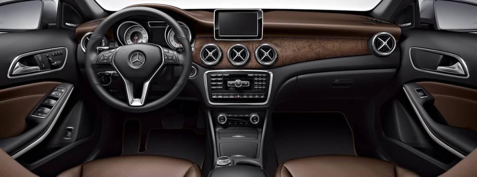 2017 Mercedes-Benz GLA Comfort