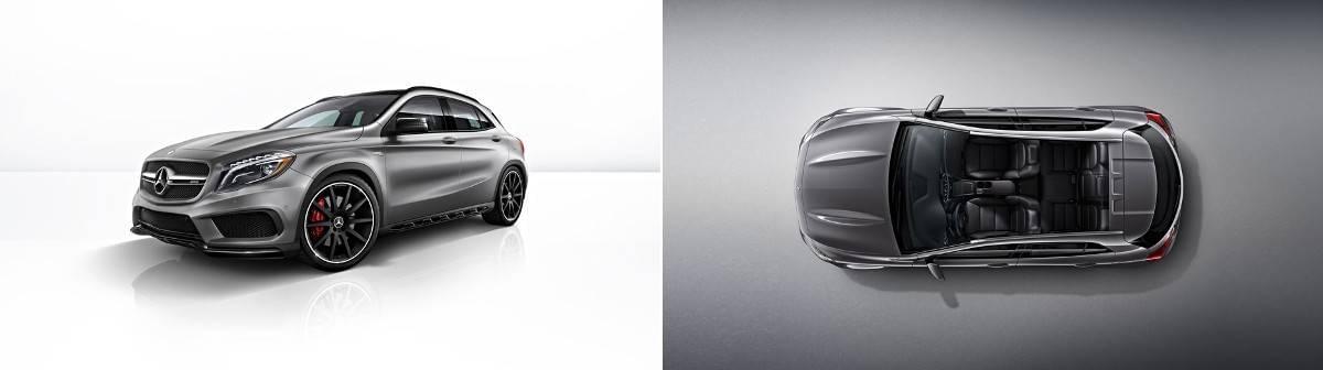 2017 Mercedes-Benz GLA Exterior Design