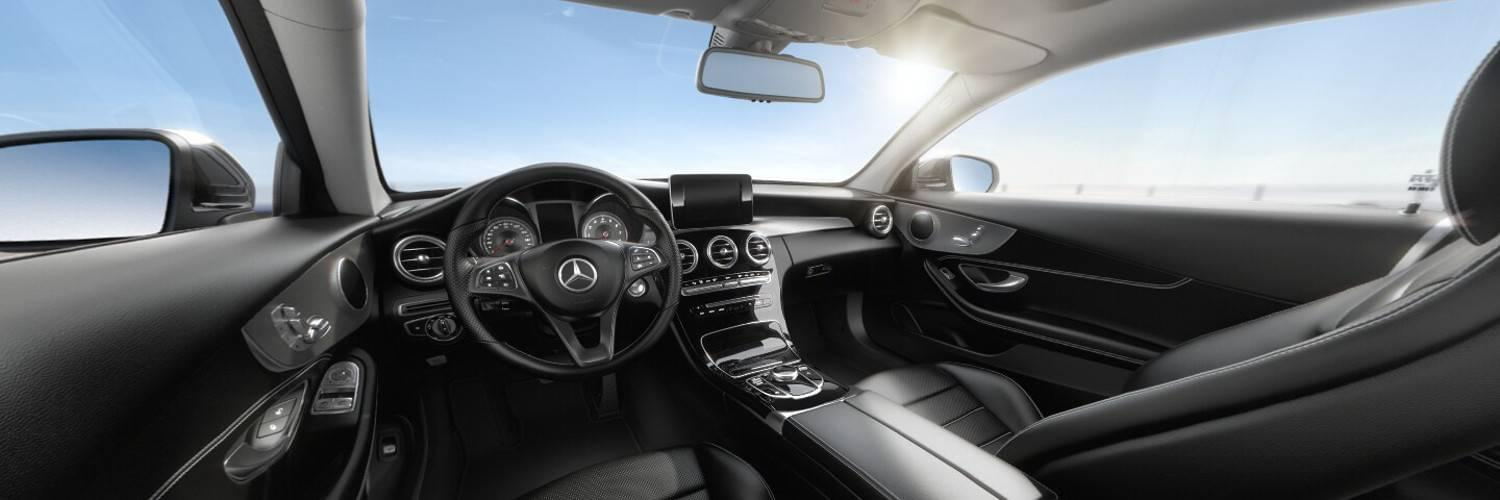 2017 Mercedes-Benz C-Class Interior Northbrook, IL