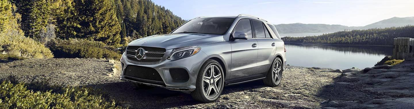 2017 mercedes benz gle suv trim options in northbrook il for Autohaus on edens mercedes benz