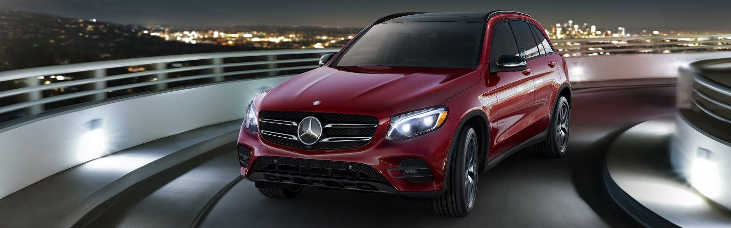 2017 mercedes benz glc suv trim options in northbrook il for Autohaus on edens mercedes benz