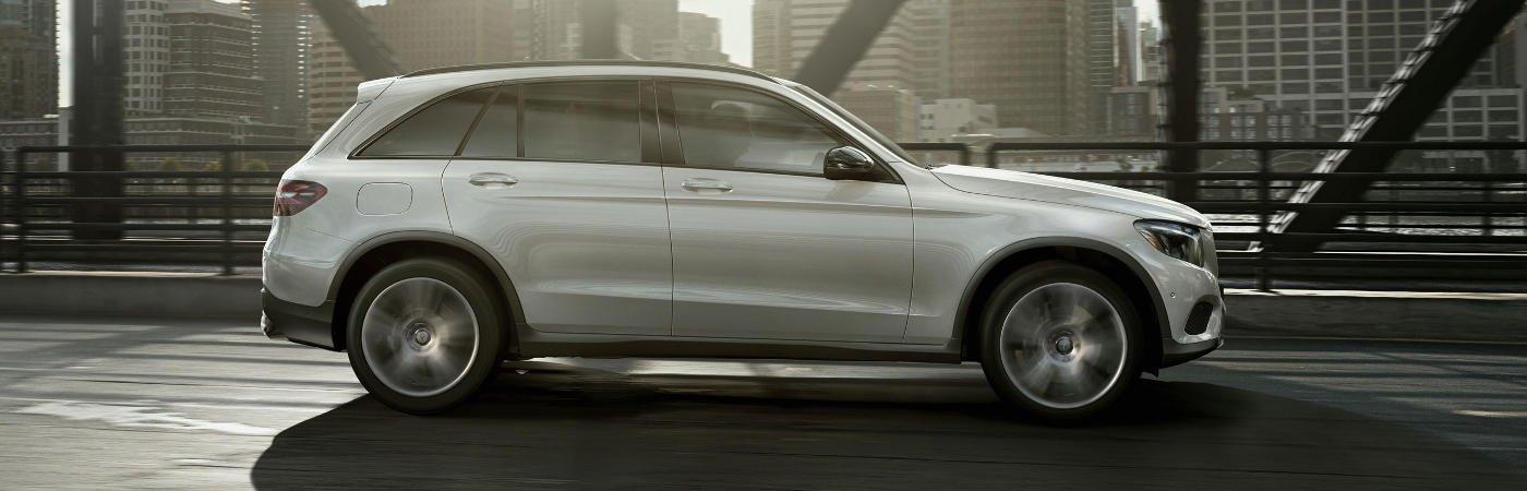 2017 mercedes benz glc suv trim options in northbrook il for Mercedes benz northbrook