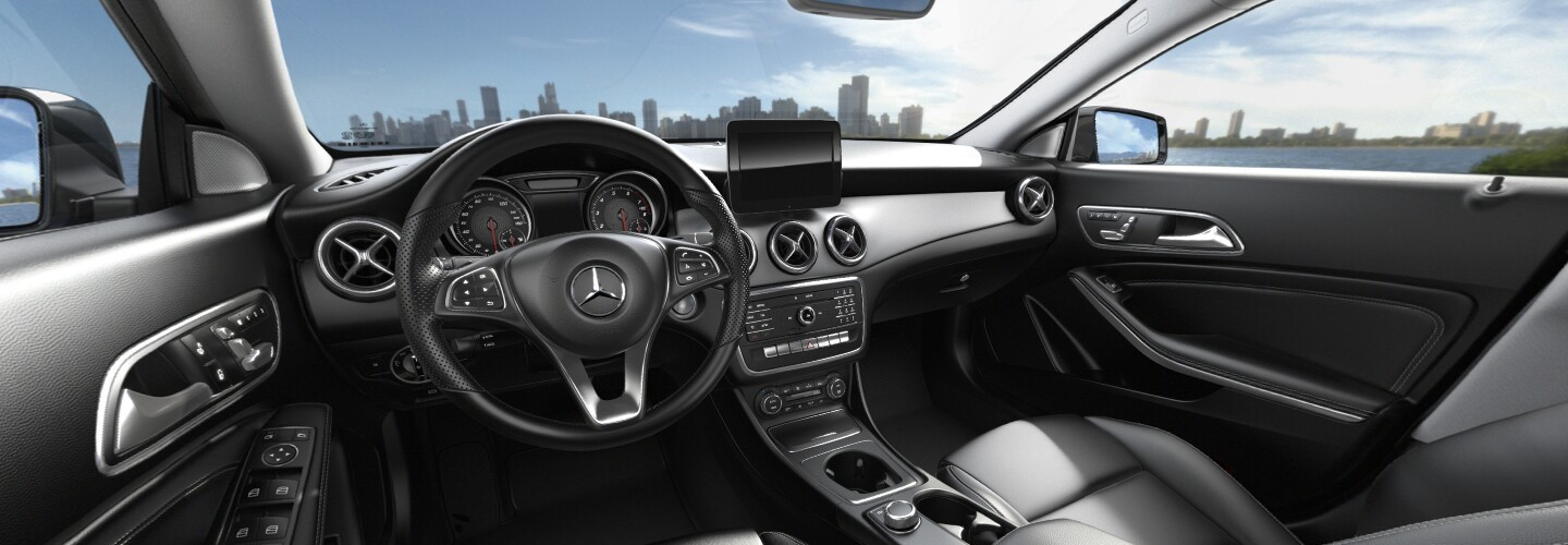 2018 mercedes benz cla 250 review for northbrook il. Black Bedroom Furniture Sets. Home Design Ideas