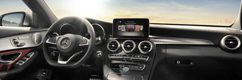 2018 mercedes-benz c 300 sedan exterior image