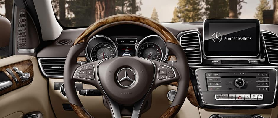 2018 gle 4matic interior