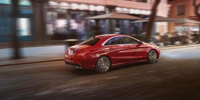 New 2017 Mercedes-Benz CLA 250 4MATIC® Coupe