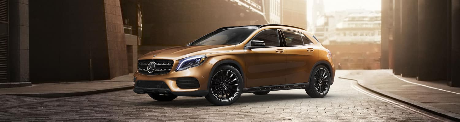 2018 mercedes-benz gla suvs