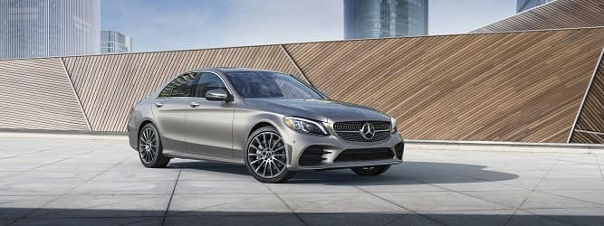 New 2020 Mercedes-Benz C 300 4MATIC® Sport Sedan