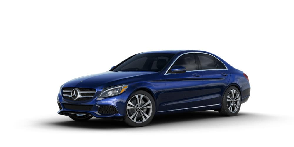 2018 mercedes benz c 350e plug in hybrid review for Mercedes benz northbrook