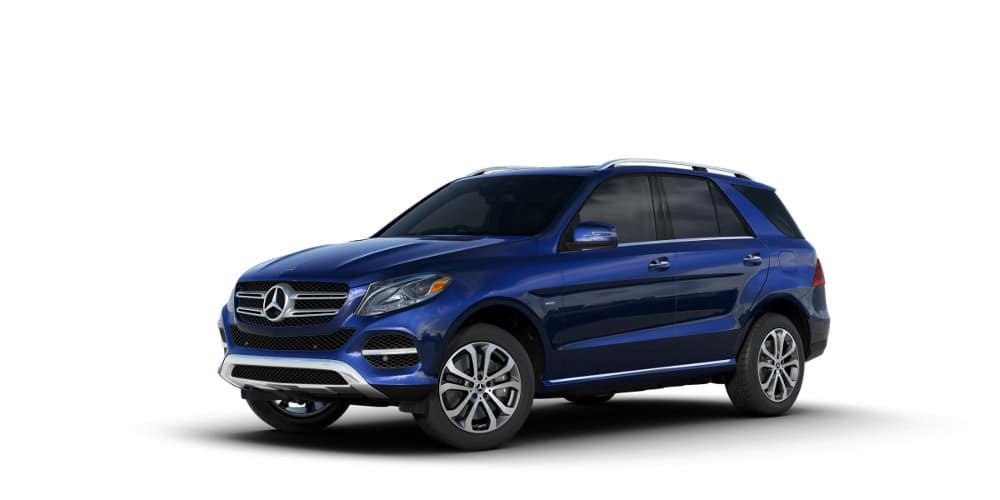 2018 mercedes-benz gle 55e 4matic plug-in hybrid