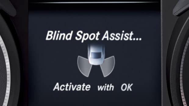active blindspot assist