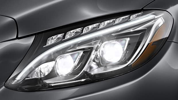 active led headlamps