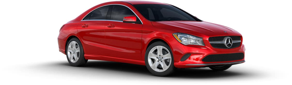 mercedes-benz cla coupe research