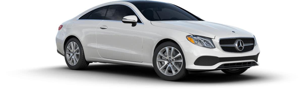 mercedes-benz e-class coupe research