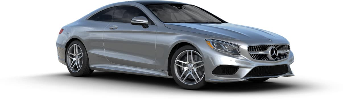 mercedes-benz s-class coupe research