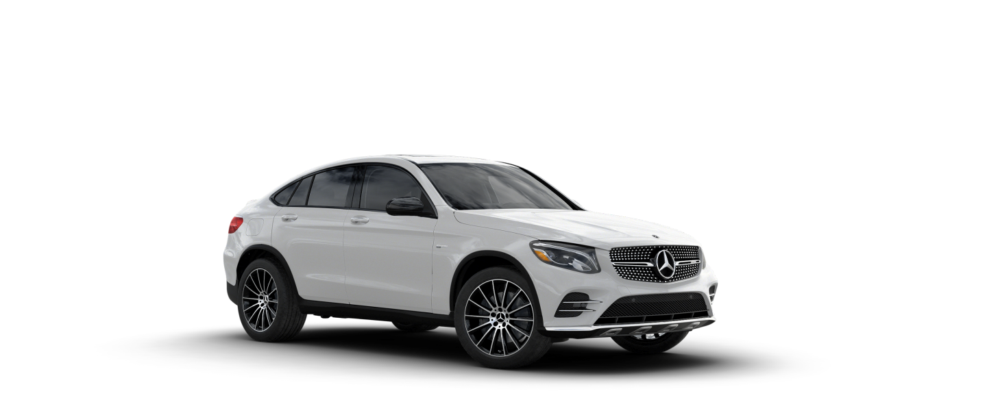 mercedes-benz amg glc 43 coupe