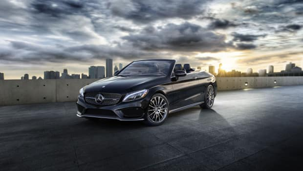 mercedes-benz amg cabriolets and roadsters