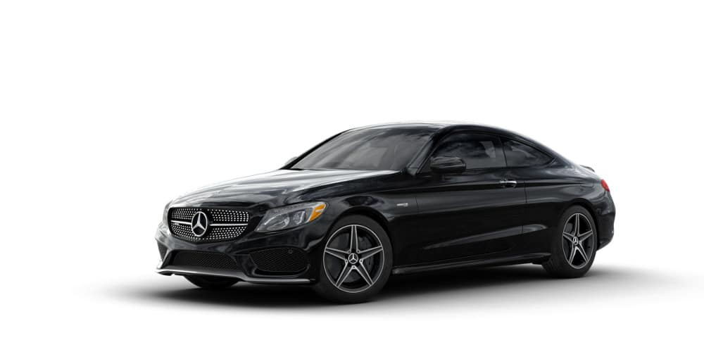 2018 mercedes-benz amg® c 43 coupe review
