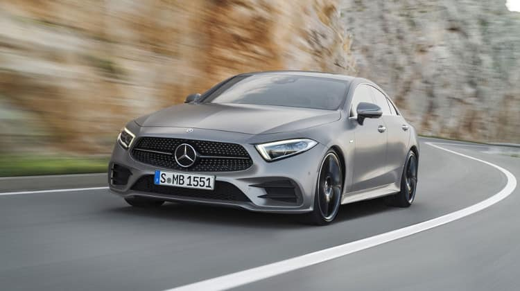 2019 mercedes-benz cls first look